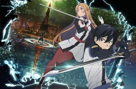 Sword Art Online: Ordinal Scale is Coming to International Theaters | <3 ANIME <3 | Scoop.it
