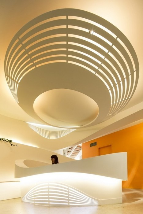 Edgecliff Medical Centre Interior by Enter Architecture | Giant Bean Bags | Scoop.it