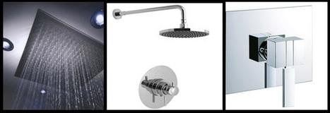 Vado Showers - Bathrooms - Fountain Direct   fountainbathroom   Scoop.it