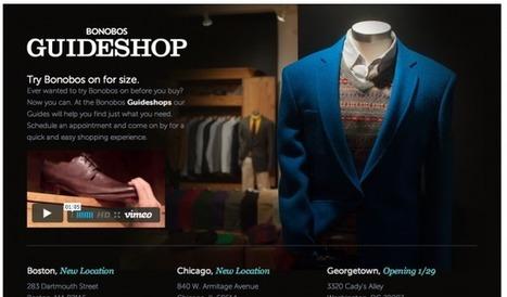 ecommerce : Bonobos.com : comment résoudre le conflit entre magasins et ecommerce | Internet va t'il tuer les commerces de proximiter ? | Scoop.it