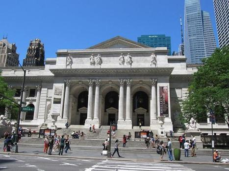 La bibliothèque de New-York : 3 clics pour un e-book | Enssib | Bibliolecture | Scoop.it