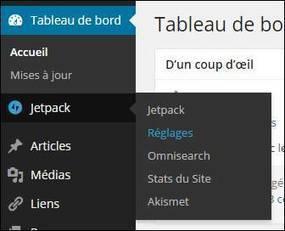Wordpress pour débutant Monitorer son blog wordpress avec Jetpack - Wordpress pour débutant   Veille web, social media   Scoop.it