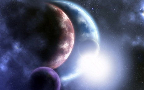 3D Space Wallpapers | Pixel Wallpapers | Pixel Wallpaper | Scoop.it