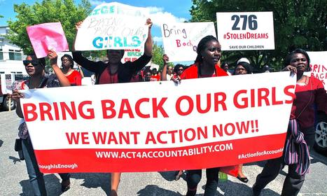 #BringBackOurGirls: the power of a social media campaign | social media and digital engagement | Scoop.it