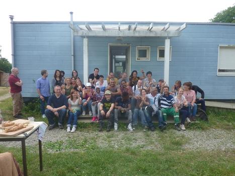 Audencia Nantes à la rencontre des Jardiniers de Cocagne - Andaman   Coopération, libre et innovation sociale ouverte   Scoop.it