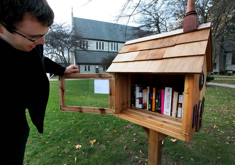 Jim Stingl - Village slaps endnote on Little Libraries | Library world, new trends, technologies | Scoop.it