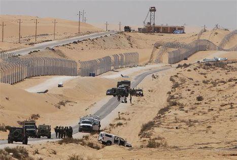 Le Sinaï, enjeu israélo-égyptien   Égypt-actus   Scoop.it