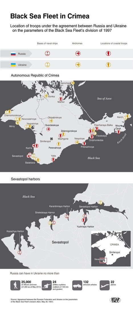 "Black Sea Fleet in Crimea | The New Cold Wars. ""Hotting Up"" ? | Scoop.it"