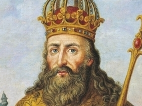 Charlemagne - Facts & Summary - HISTORY.com | Middle Ages Project | Scoop.it