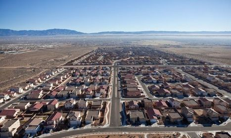 WHY does Barclays WANT to build a city in the middle of the New Mexico desert? | URBANmedias | Scoop.it