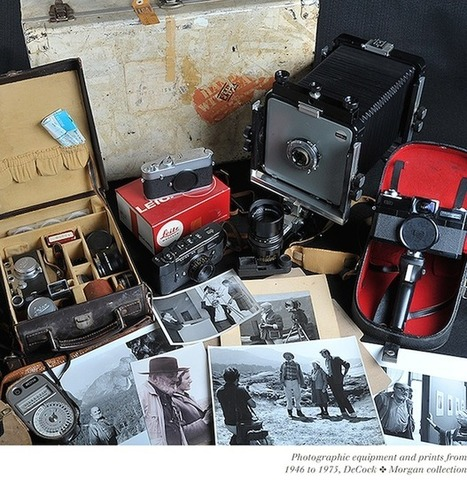 Ansel Adams's Arca Swiss 4×5 Camera Set to Be Auctioned Off Next Month - PetaPixel | Leica | Scoop.it