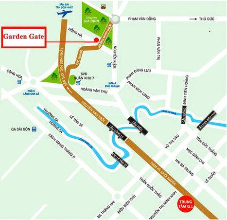 Căn hộ Garden Gate - Hoàng Minh Giám quận Phú Nhuận | Mua bán căn hộ | Scoop.it