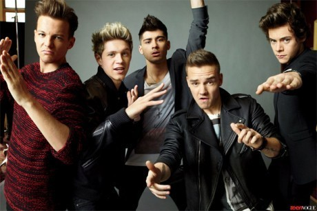 One Direction: Niall Horan's lusting for Beyonce, Liam Payne & Louis Tomlinson want to meet Kanye West & David Beckham! - TV Balla | ONE DIRECTION | Scoop.it