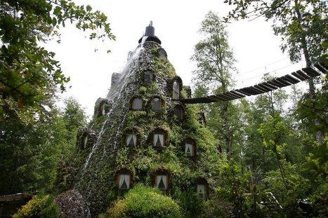 Magic Mountain Lodge au Chili, paradisiaque | ENR | Scoop.it