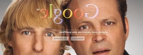 Les Stagiaires : la marque employeur Google joue les stard de cinéma | Marque employeur 2.0 | Scoop.it