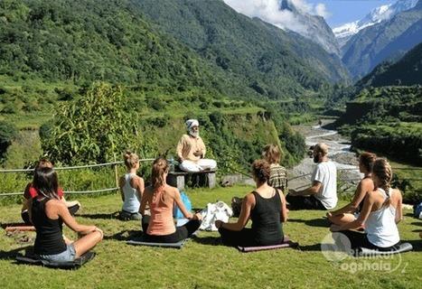 200 Hour Yoga Teacher Training in Nepal | Rishikul Yogshala | Yoga and Meditation | Scoop.it