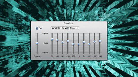 Should I Use an Equalizer When I Listen to Music? - Lifehacker | Music Education | Scoop.it
