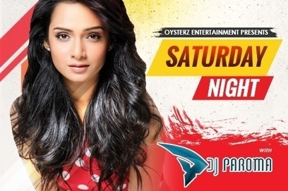Oysterz Presents DJ Paroma Live Saturday Night at The Flying Saucer Bar in Pune, DJ Night Party Pune - Oysterz.in | Nightlife Events in Pune,DJ Party in Mumbai, Nightclubs in Pune | Scoop.it
