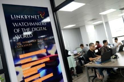 Dans un Vietnam réputé pour ses usines, les nouvelles technologies émergent | LINKBYNET dans la presse | Scoop.it