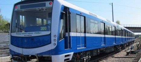 New metro lines in St. Petersburg and Nizhny Novgorod | Railwaybulletin.com | Rail and Metro News | Scoop.it