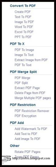 PDFdu.com des outils gratuits pour tout faire avec vos PDF | Jumped on | Scoop.it