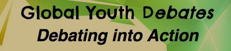 Global Youth Debates | Teaching History with Technology for grades 7-12 | Scoop.it
