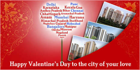 Happy Valentine's Day to the cities of our love | Real Estate News | Scoop.it