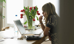 Teleworkers more creative outside of office - WSJ | Teleworkers are more creative says WSJ | Scoop.it