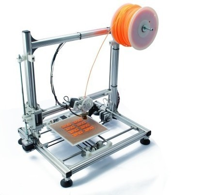 3Drag 3D Printer   3D Printing and Innovative Technology   Scoop.it