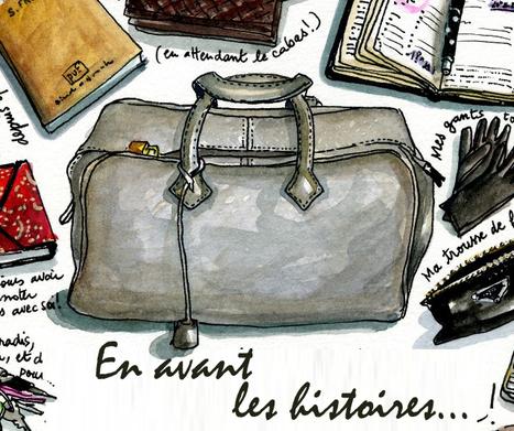 Bienvenue sur notre Blog ! Pour Trier les sacs de luxe par marque en cliquant ICI ... | malle | Scoop.it