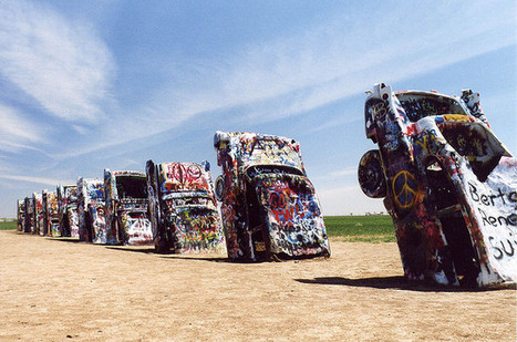 Strange roadside attractions of America | In Today's News of the Weird | Scoop.it