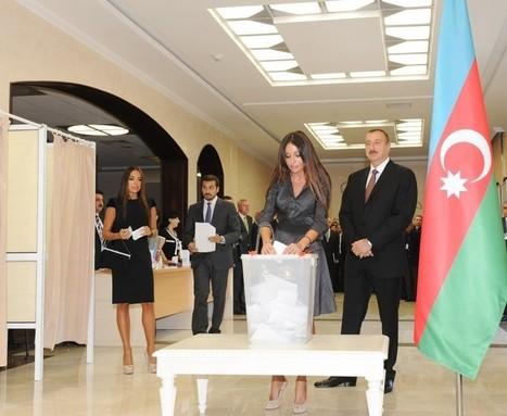 Wybory prezydenckie w Azerbejdżanie demokratyczne, albo i nie | Wybory prezydenckie w Azerbejdżanie 2013 | Scoop.it