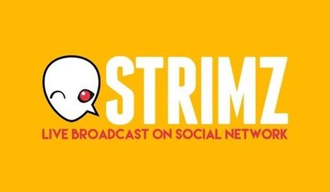 Strimz rejoint le programme spécial start up FBstart de Facebook   Application portable et tablette   Scoop.it