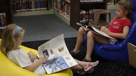 Les jeunes et la lecture | Bibliothèque et Techno | Scoop.it