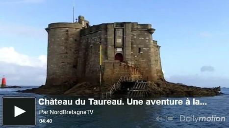 Eté 2011 Visiter le château du Taureau, en baie de Morlaix (Finistère) | GenealoNet | Scoop.it