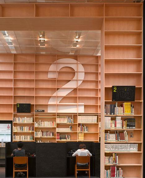 Dezeen  Blog Archive : Library | bibliotheques, de l'air | Scoop.it