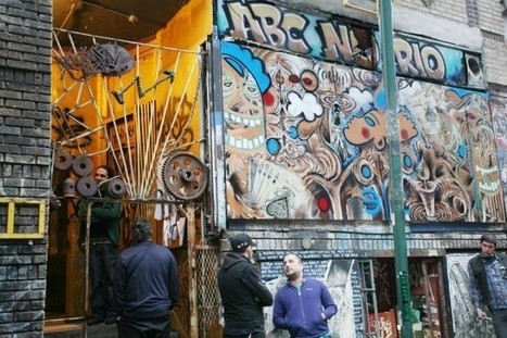 Strategies for temporary use | Community: Building, revitalizing, engaging | Scoop.it