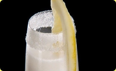 Sorbetto al limone, Goloso e dissetante. | Italian Food & Wine | Scoop.it