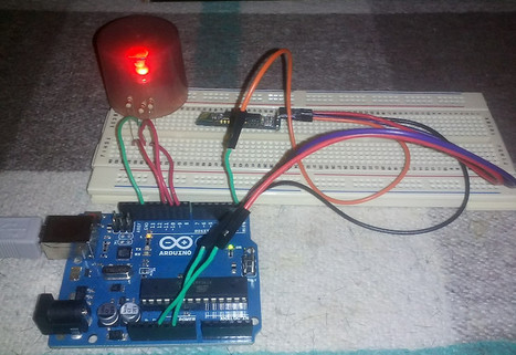 Controlar LED RGB mediante Bluetooth Arduino y BlueTerm | Blog de Programacion | TECNOLOGÍA_aal66 | Scoop.it