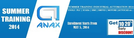 Summer Training, Final Year Projects, Industrial Summer Training Call us 8373913691 | Anax Projects | Scoop.it