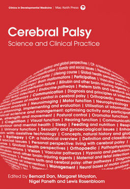 Wiley: Cerebral Palsy: Science and Clinical Practice - Bernard Dan, Margaret Mayston, Nigel Paneth, et al | Cerebral Palsy News | Scoop.it