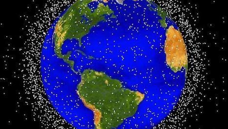700 000 débris spatiaux tournent au-dessus de nos têtes | Tout est relatant | Scoop.it
