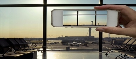 Airport experience and digital travel by 2018 [INFOGRAPHIC] | Veille tourisme | Scoop.it