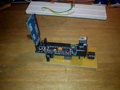 ATtiny85 sketch flashing rig | Maker Stuff | Scoop.it