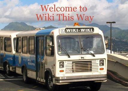 Wiki This Way - welcome | IT Online--Wikis | Scoop.it