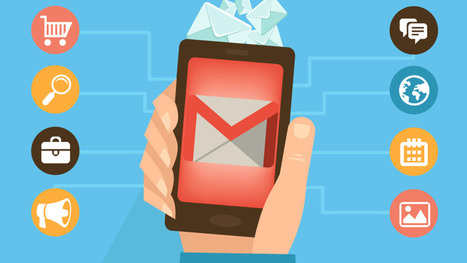 30 Gmail Tips That Will Help You Conquer Email | Ed Tech | Scoop.it