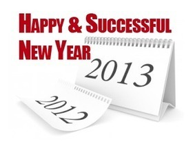 Yet Another List of Internet Marketing New Year's Resolutions for 2013 | Real SEO | Scoop.it