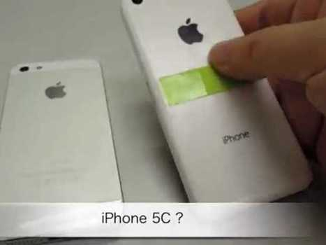 iPad 5 And iPhone 5C Videos - Business Insider | Straight Business | Scoop.it