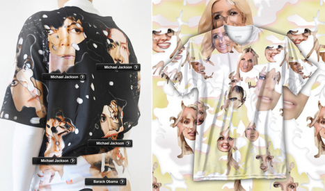 Le t-shirt qui empêche les identifications Facebook | THE KIDDING WEB | Scoop.it