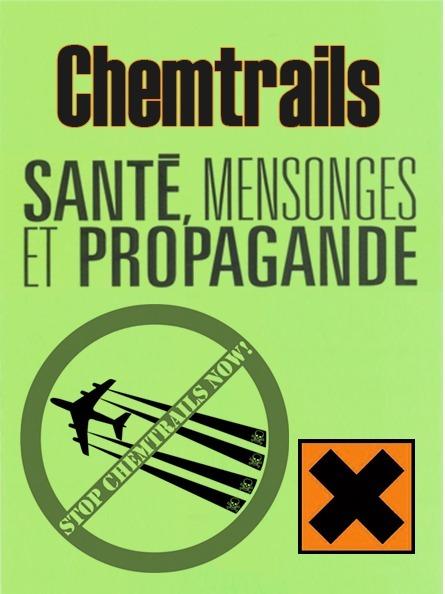CHEMTRAILS  ● DANGER ! #CQVC | MENU Santé Danger ! #CQVC | Scoop.it